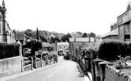 Wroxall, High Street c1955