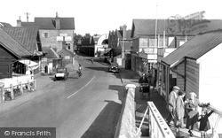 At The Bridge 1952, Wroxham