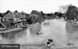 Between The Bridges c.1955, Wroxham