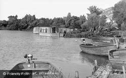 Bridge Broad c.1950, Wroxham