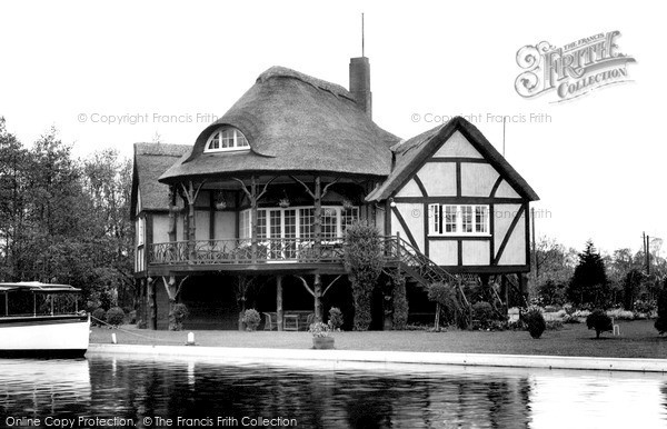 Photo of Wroxham, Bure Court c.1940