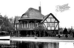 Bure Court c.1940, Wroxham