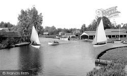 c.1950, Wroxham