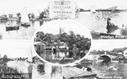 Composite c.1940, Wroxham