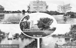 Wroxham, Composite c.1940