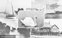 Composite c.1945, Wroxham