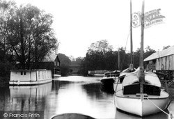Loyne's Dyke c.1940, Wroxham