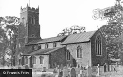 Wroxham, St Mary's Church c.1950