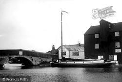 The Bridge c.1950, Wroxham