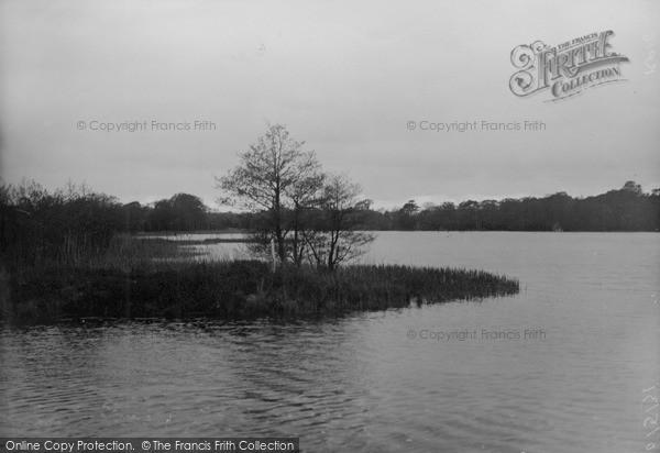 Photo of Wroxham, The Broad c.1940