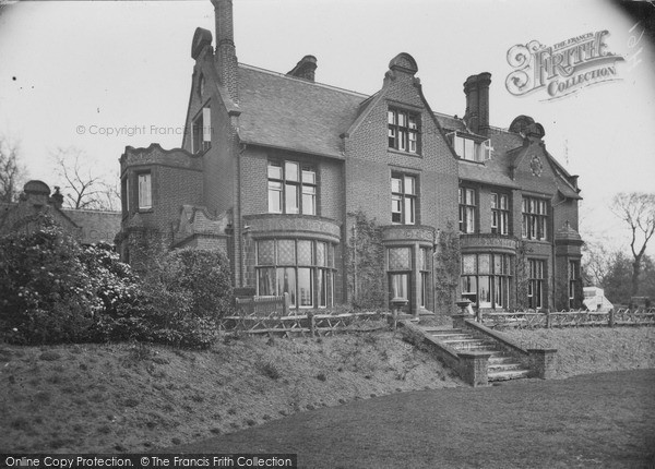 Photo of Wroxham, The Keys Hotel c.1940