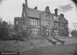 The Keys Hotel c.1940, Wroxham