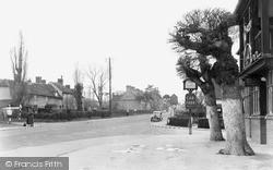 The Cross Roads c.1950, Wychbold