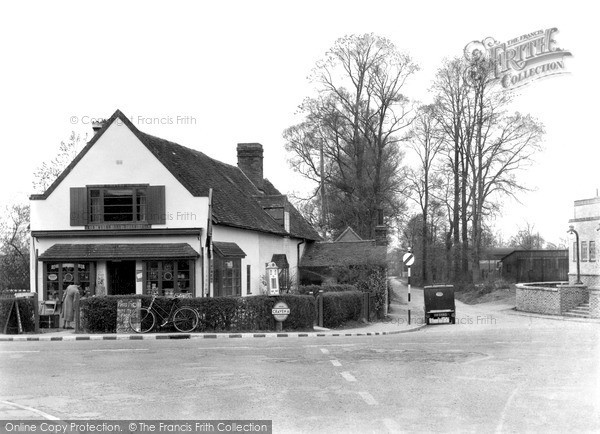 Photo of Wychbold, The Village Stores c.1950