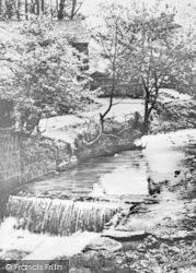 Wycoller, Beck c.1955