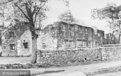 Wycoller, Wycoller Hall c.1955