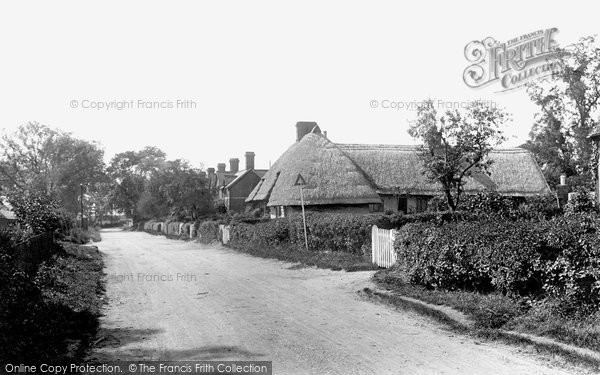 Photo of Wyddial, Village 1923