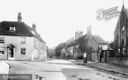 Bridge Street 1903, Wye