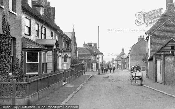 Photo of Wye, Bridge Street 1918