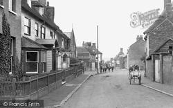 Bridge Street 1918, Wye