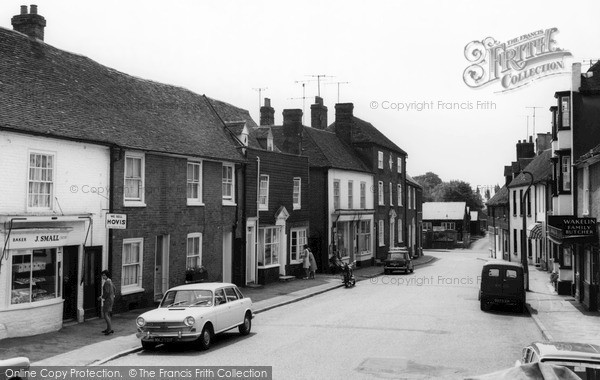 Photo of Wye, Church Street c.1965