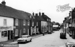 Wye, Church Street c.1965