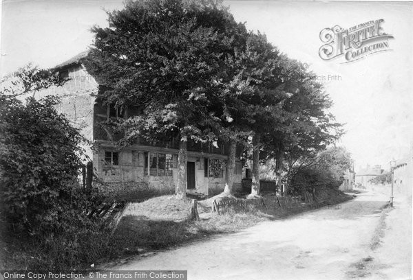 Photo of Wye, Coldharbour Lane 1906