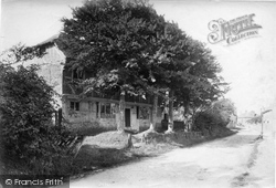 Wye, Coldharbour Lane 1906