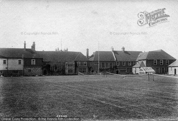 Photo of Wye, College 1906