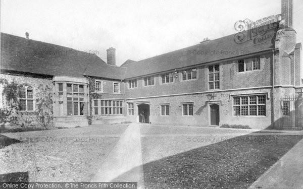 Photo of Wye, College 1906