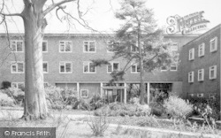 College c.1965, Wye