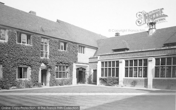 Photo of Wye, College c.1965