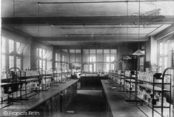 Wye, College, Chemical Laboratory 1906