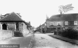 High Street 1903, Wye