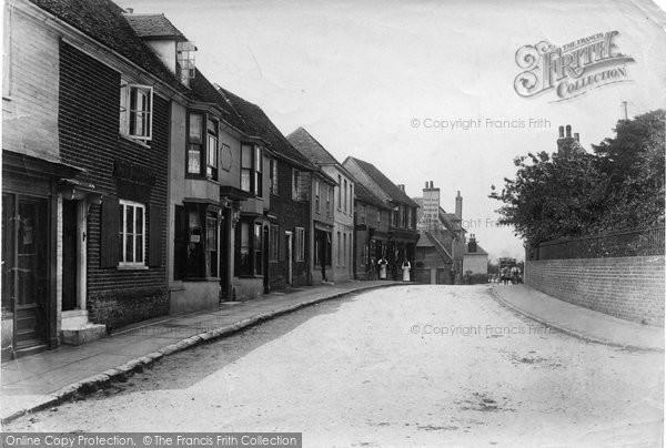 Photo of Wye, High Street 1908