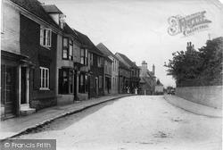High Street 1908, Wye