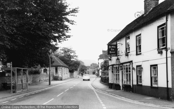 Photo of Wye, High Street c.1965