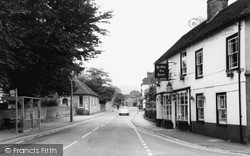 High Street c.1965, Wye
