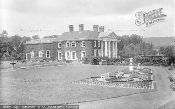 Photo of Wye, Olantigh 1925