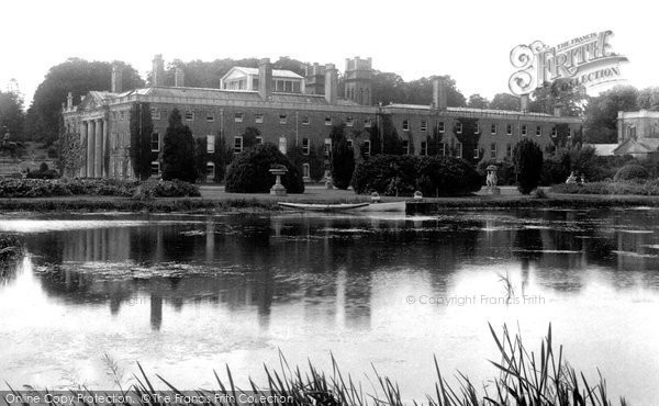 Photo of Wye, Olantigh Towers 1901