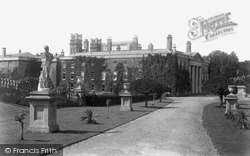 Wye, Olantigh Towers 1901