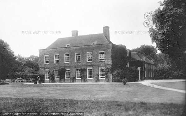 Photo of Wye, Spring Grove 1908