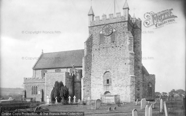 Photo of Wye, The Church 1901