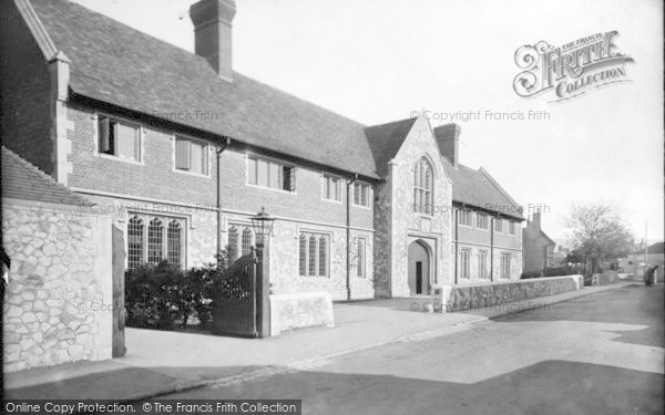Photo of Wye, The College 1918