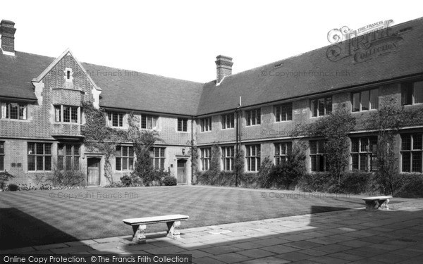 Photo of Wye, The College c.1965