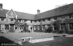 Wye, The College c.1965