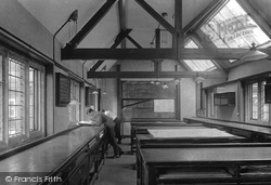 Wye, The College, Drawing Offices 1908