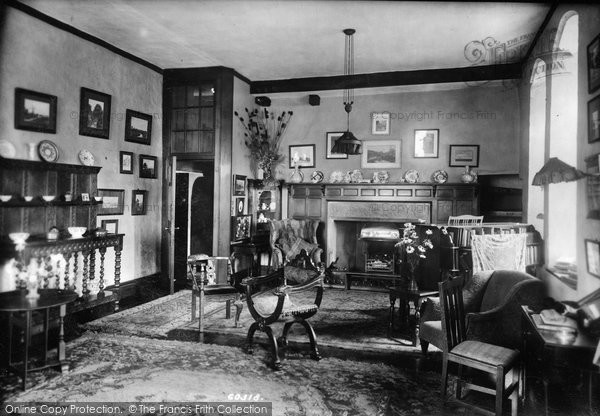 Photo of Wye, The College, Drawing Room 1908