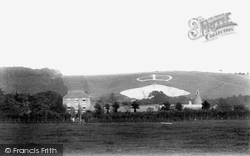 Wye, The Farm And Crown 1903
