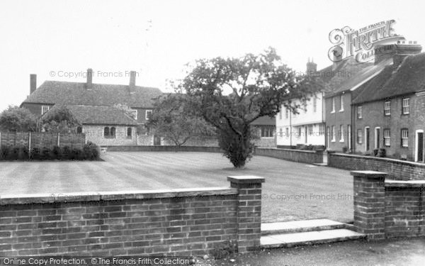 Photo of Wye, The Green c.1960